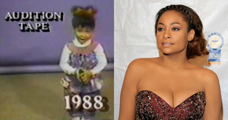 Raven Symone Then And Now