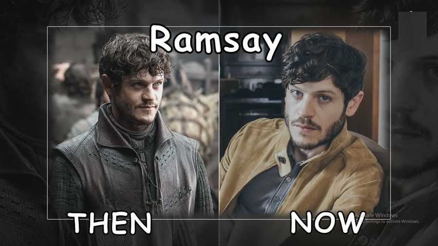 Ramsay Then And Now