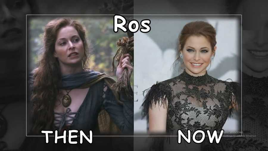 Ros Then And Now