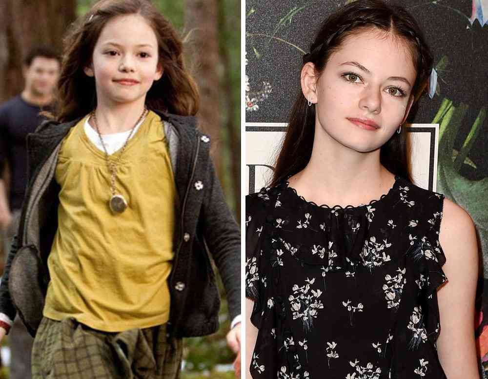 Mackenzie Foy Then And Now