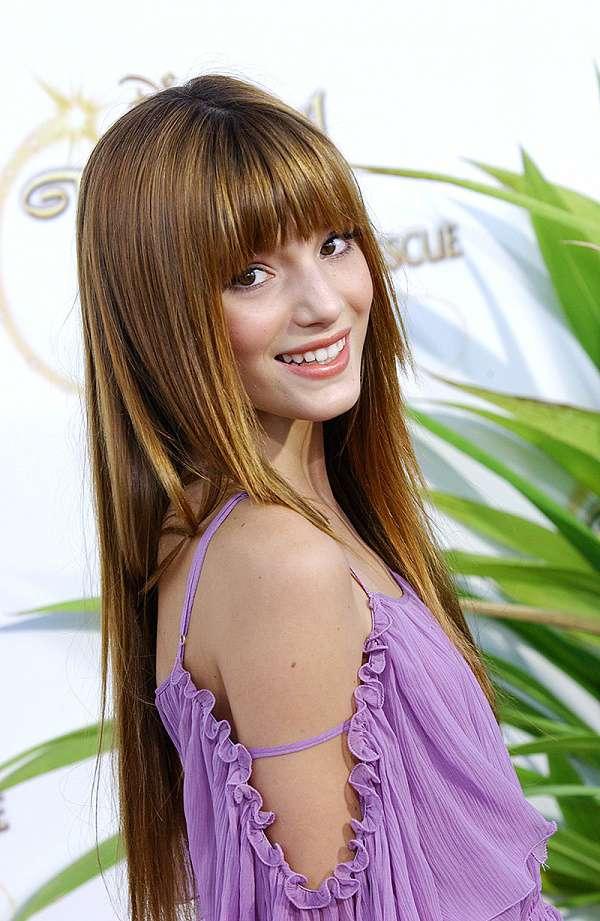 Bella Thorne Kid