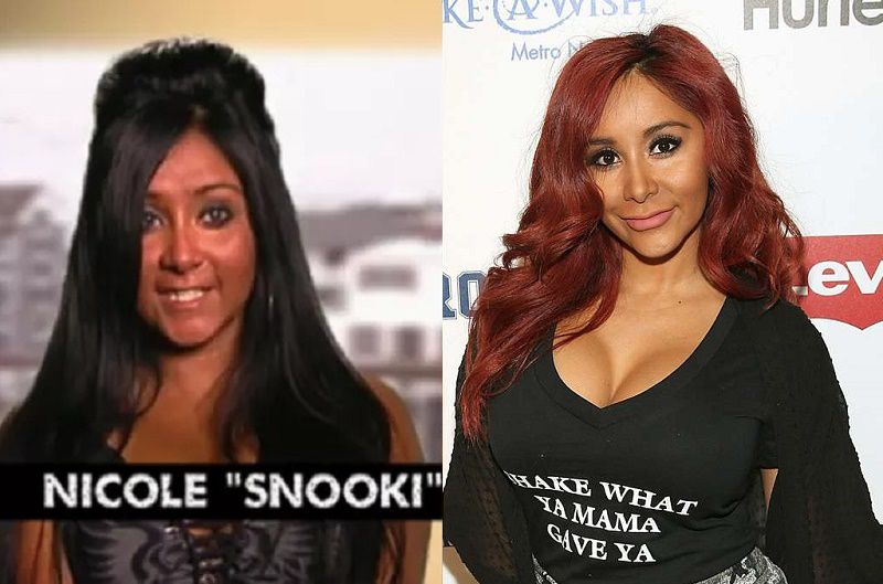 Jersey Shore Cast Then And Now