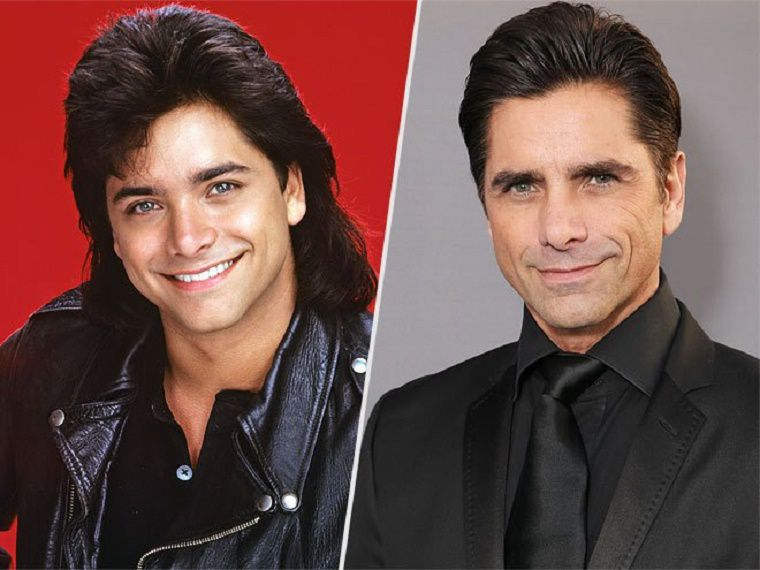 John Stamos Then And Now