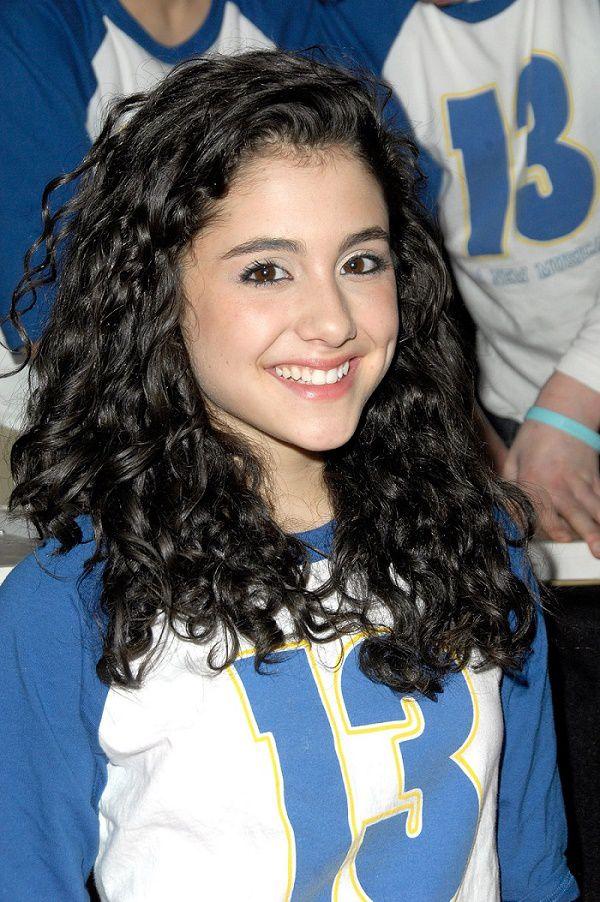Ariana Grande At Age 15