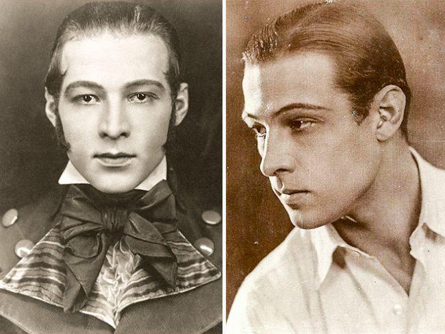 Male Beauty Standards 1920s