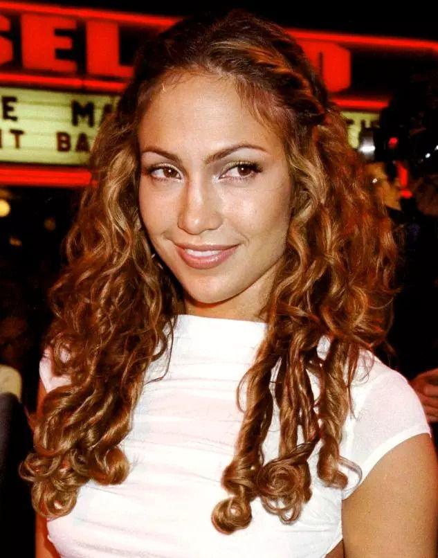 Jennifer Lopez age 21
