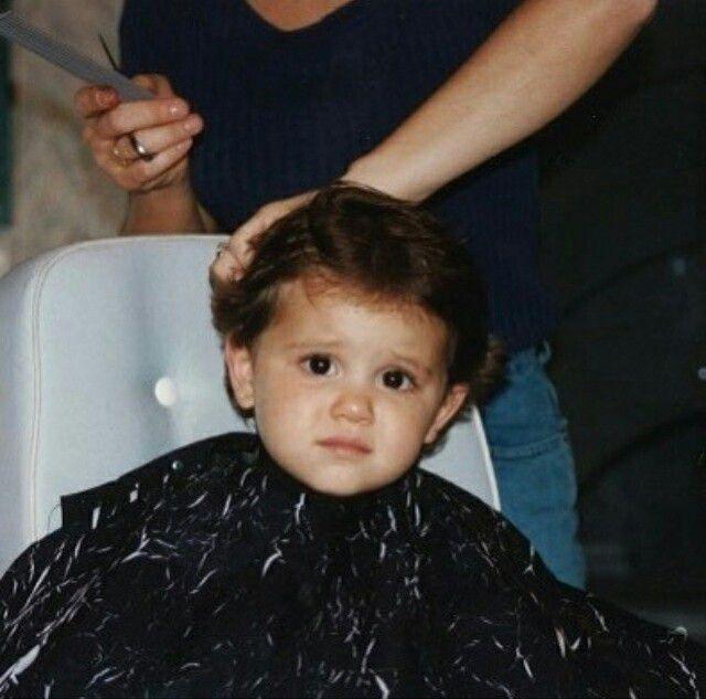 Ariana Grande At Age 2