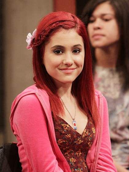 Ariana Grande At Age 17