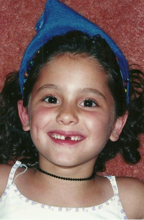 Ariana Grande At Age 6