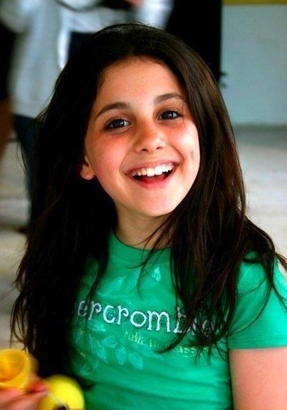 Ariana Grande At Age 7