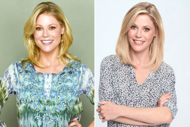 Julie Bowen as Claire Dunphy Then And Now - Viral Gala