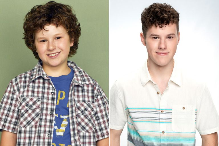 Nolan Gould as Luke Dunphy Then And Now