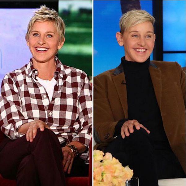 Ellen DeGeneres 10 Year Challenge