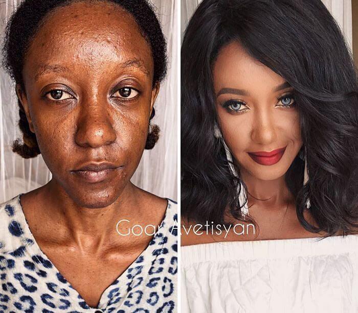 True Power of Makeup