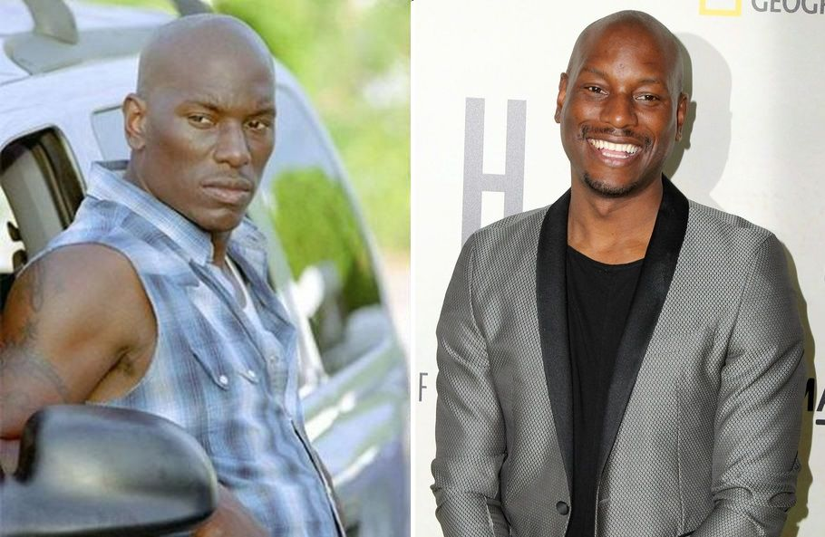 Tyrese Gibson Then And Now