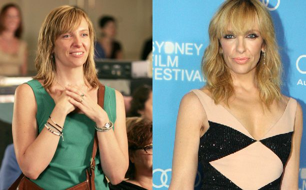 Toni Collette Then And Now